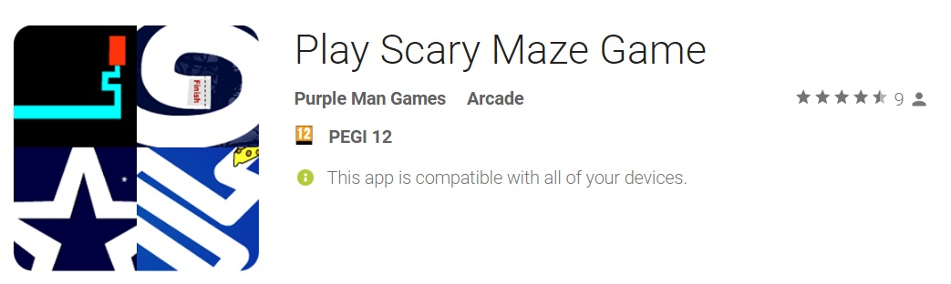 play scary